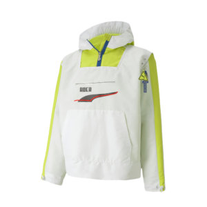 PUMA SELECT x ADER ERROR Windbreaker - White