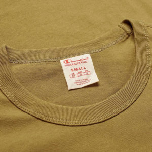 CHAMPION REVERSE WEAVE Classic Tee - Olive