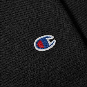 CHAMPION REVERSE WEAVE Small Script Logo Sweatshirt 2