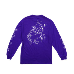GOOD MORNING TAPES Astrology LS Tee