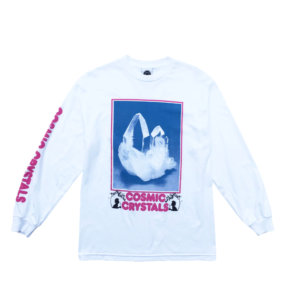 GOOD MORNING TAPES Cosmic Crystal LS Tee