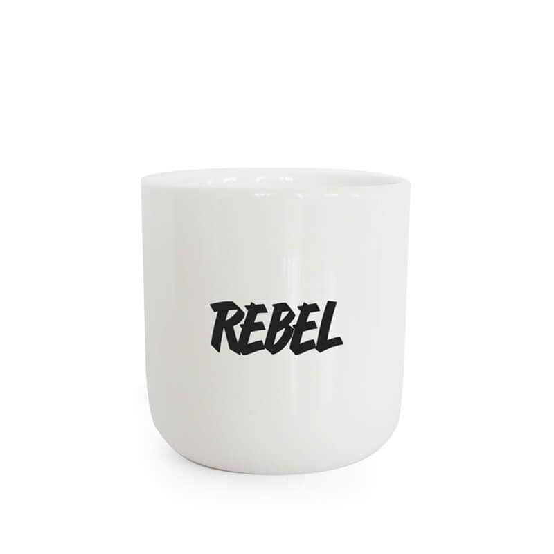 Misfits Mug   Rebel - Black