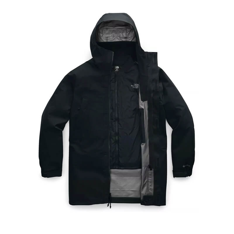 THE NORTH FACE Abrigo Transverse Triclimate GORE-TEX - Black