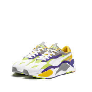 PUMA SELECT Zapatillas RS-X3 Level Up - White / Limepunch