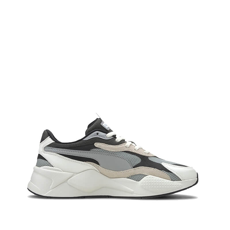 RS X3 Puzzle Sneakers Limestone White