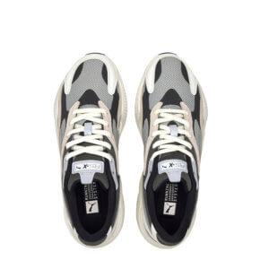 PUMA SELECT RS-X3 Puzzle Sneakers - Limestone / White