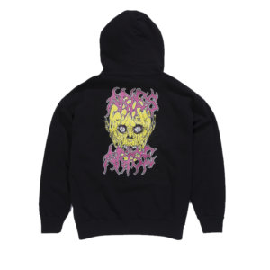 ARIES Sudadera Hoodie French Monster - Black