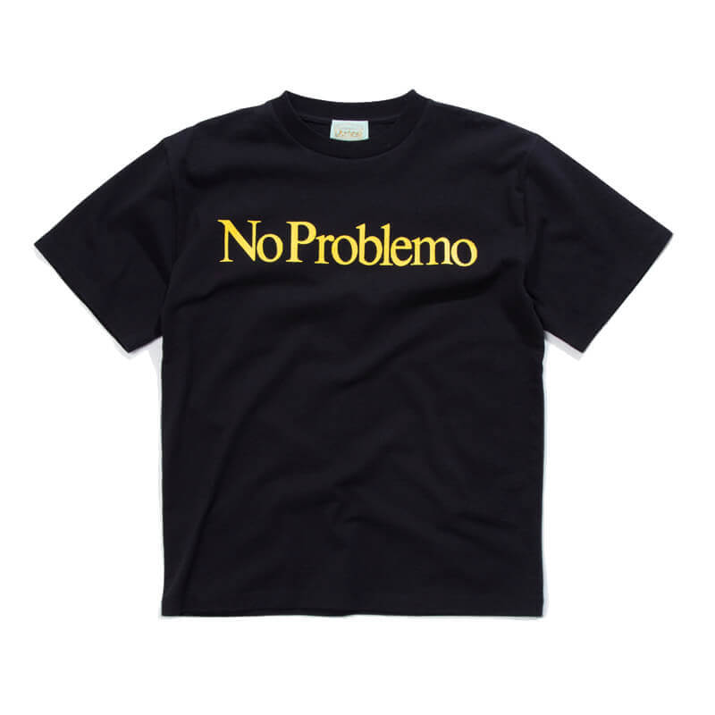 ARIES No Problemo Tee - Black