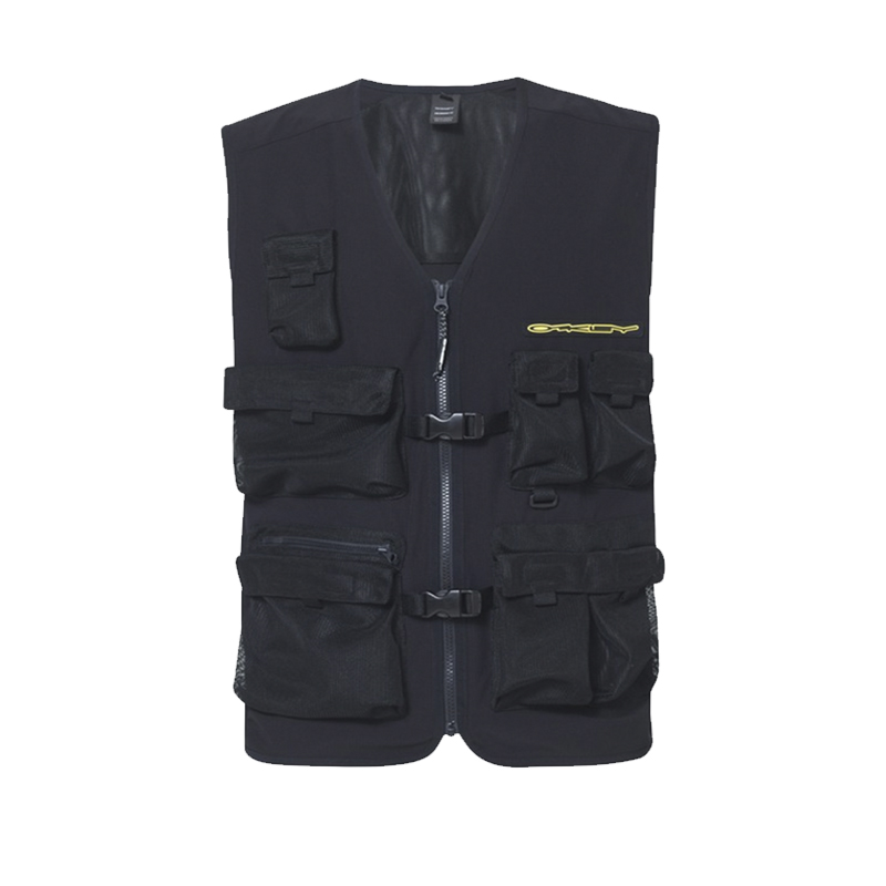 OAKLEY Definition Patch Vest - Blackout