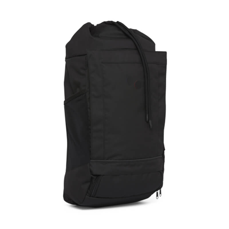 PINQPONQ Blok Large Backpack - Rooted Black