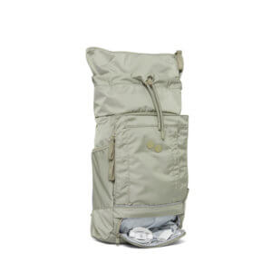PINQPONQ Mochila Blok Medium - Esker Green