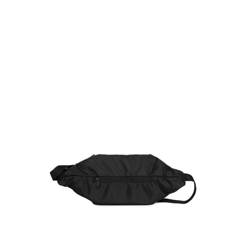 PINQPONQ Brik Hipbag - Polished Black