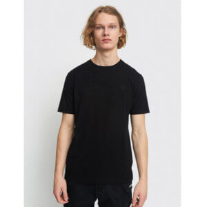 WOOD WOOD Camiseta Ace - Black