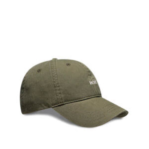 WOOD WOOD Low Profile Cap – Moss