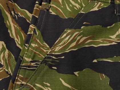 Key trend: Military print