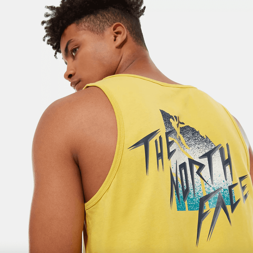 THE NORTH FACE MOS Tank - Bamboo Yellow