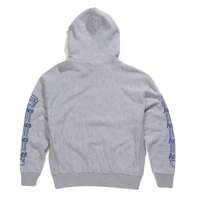 ARIES Temple Hood - Grey Marl