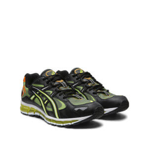 ASICS GEL Kayano 5 360 Sneakers - Black / Safety Yellow