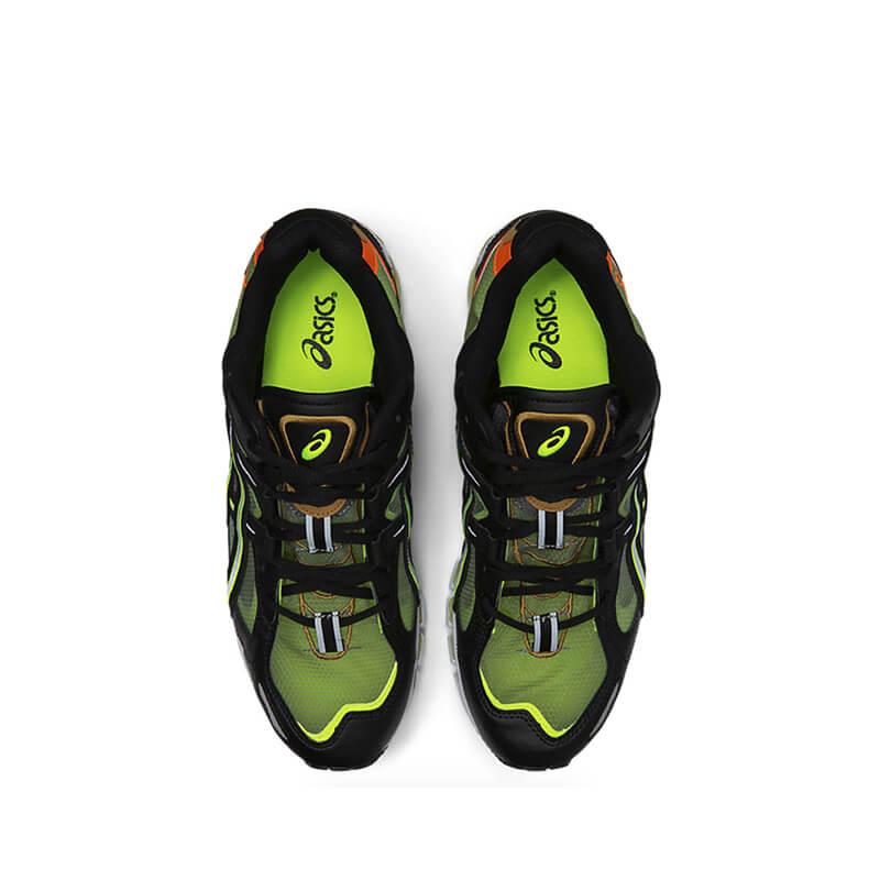 ASICS GEL Kayano 5 360 Sneakers - Black / Safety Yellow