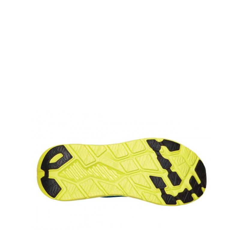 HOKA ONE ONE Rincon Sneakers - Black / Citrus