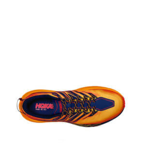 HOKA ONE ONE Zapatillas Speedgoat 4 - Gold Fusion / Black Iris