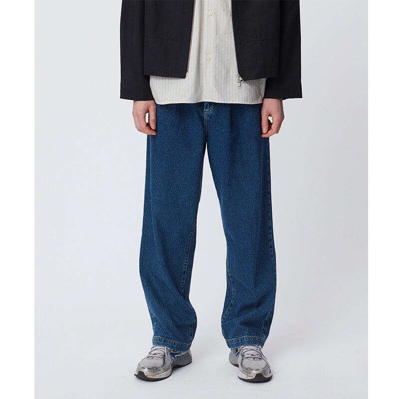 MFPEN Big Jeans - Washed Blue