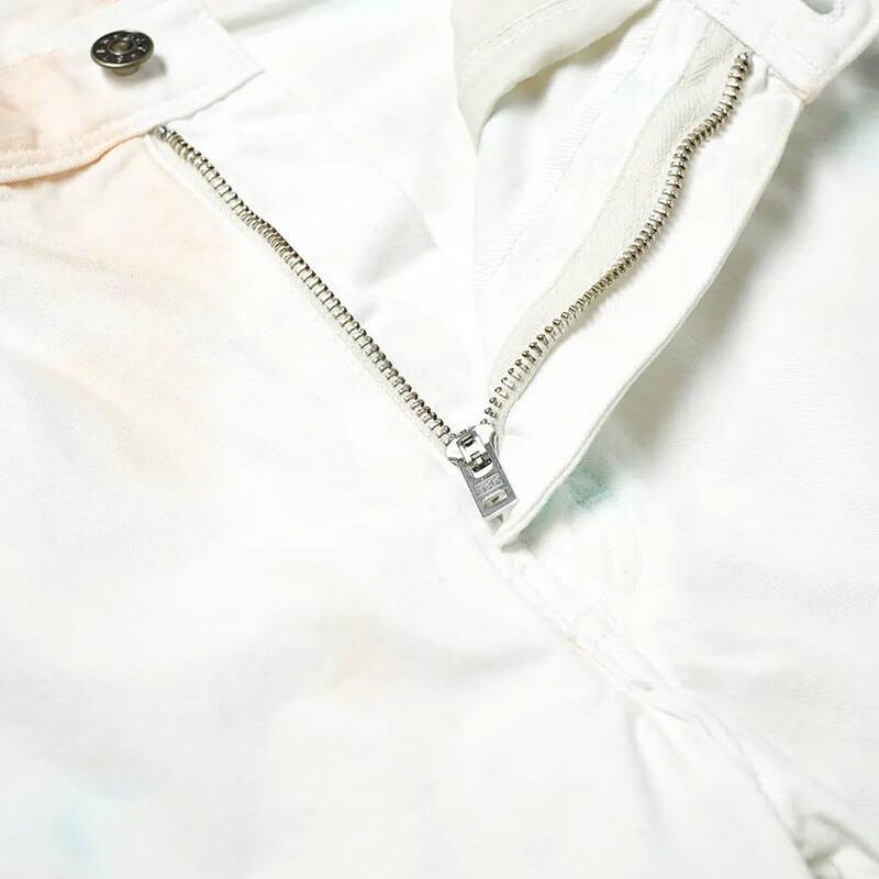 STAN RAY Pantalón OG Painter - Coral / Parrot Tie Dye