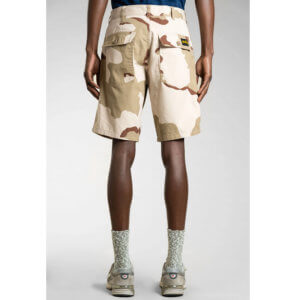 STAN RAY Fatigue Short - Desert Storm Camo