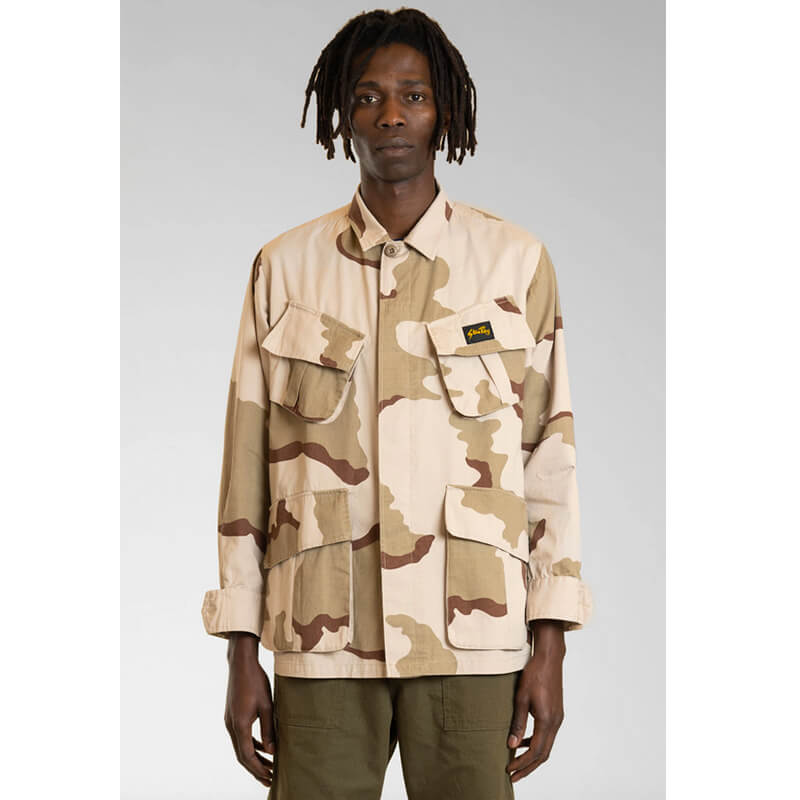 STAN RAY Tropical Jacket - Desert Camo