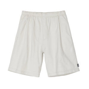 STÜSSY Pantalón Corto Brushed Beach - Bone