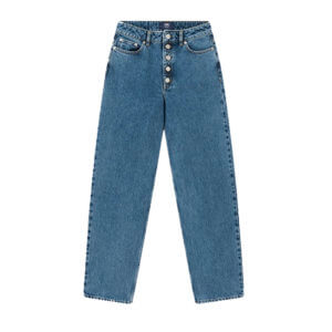 WOOD WOOD Pantalón Denim May – Blue