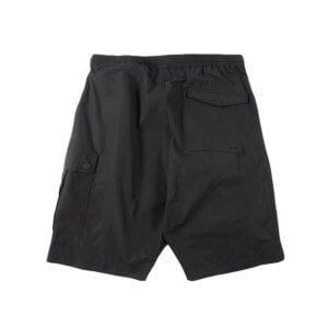 MAHARISHI 8582 Detachable Pocket Cargo Shorts - Black 2