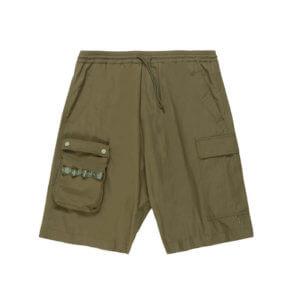 MAHARISHI 8582 Detachable Pocket Cargo Shorts - Dark Olive
