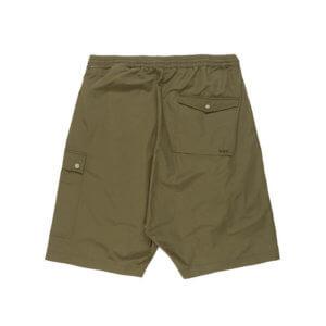 MAHARISHI 8582 Detachable Pocket Cargo Shorts - Dark Olive 2