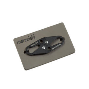 MAHARISHI 9077 Spring Assisted Carabiner 2