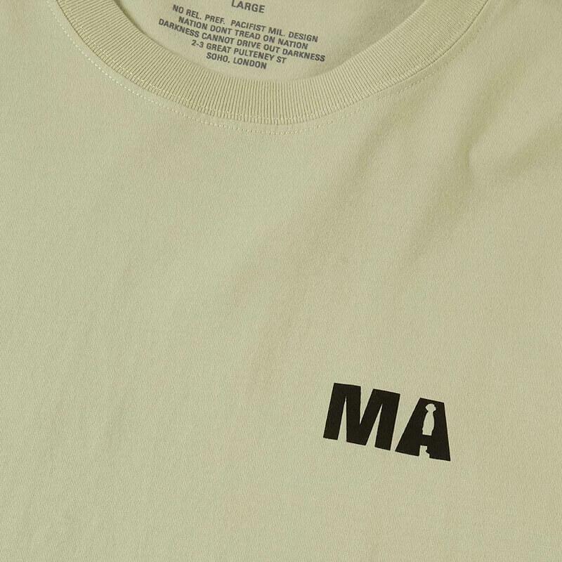 MAHARISHI 9174 Mahartificial T-shirt 3