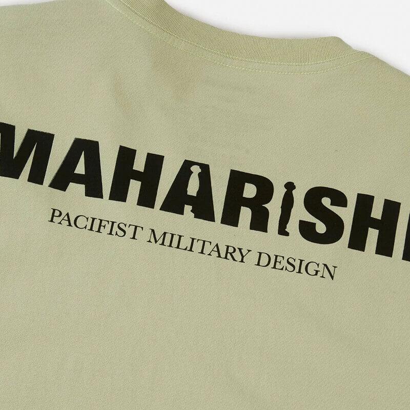 MAHARISHI 9174 Mahartificial T-shirt 4