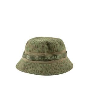 MAHARISHI 8570 Upclycled Bucket Hat