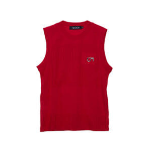 SHOOP Girona Sleeveless Top - Red