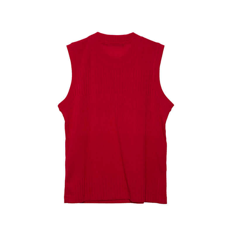 SHOOP Top Girona Sleeveless - Red