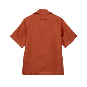 SHOOP Camisa Linen Stitich - Red