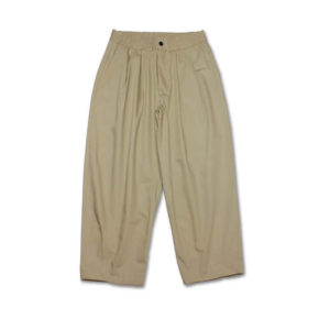 mfpen Case Trousers Beige