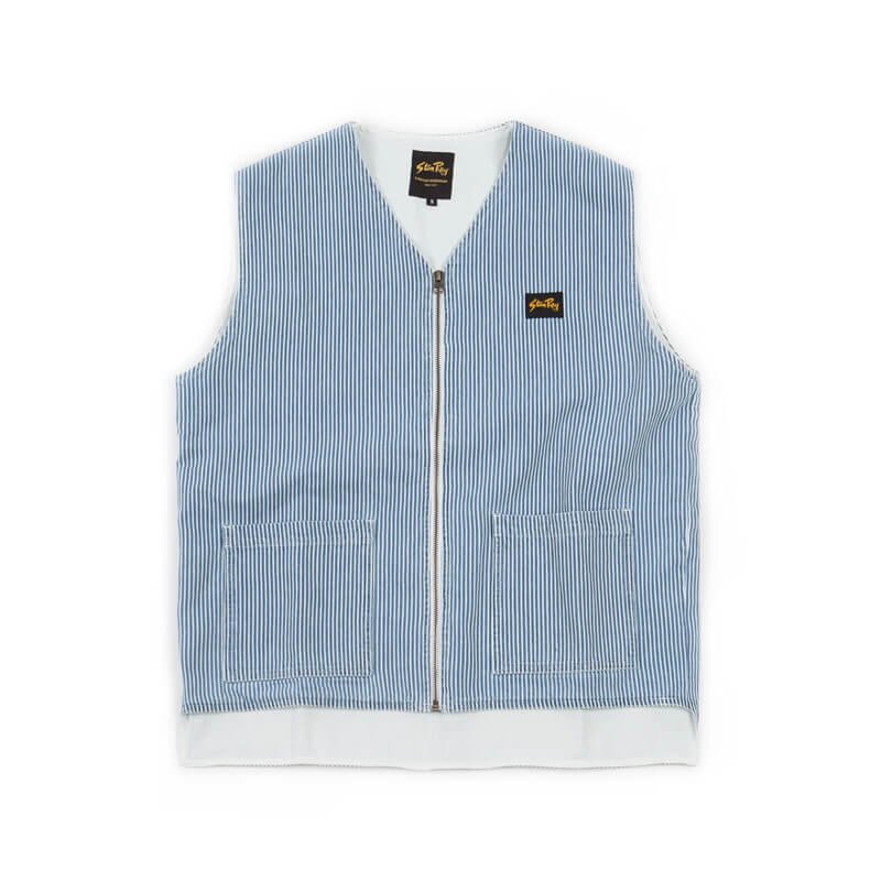 STAN RAY Liner Vest - Bleached Hickory