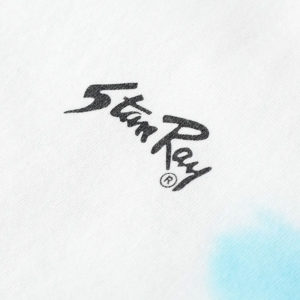 STAN RAY Stan OG Longsleeve Tee - Coral