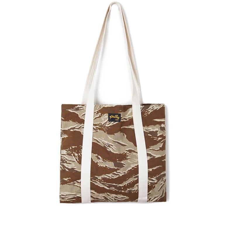 STAN RAY Tote Bag - Khaki Tiger Ripstop