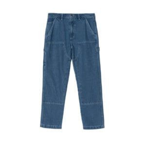 STUSSY Pantalones Denim Work - Blue