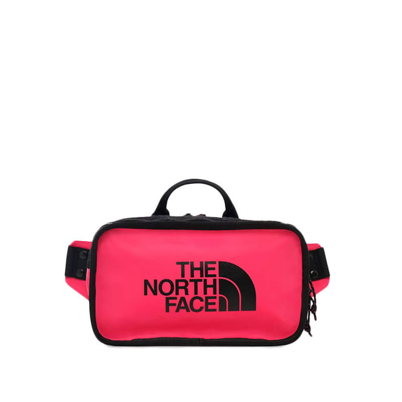 THE NORTH FACE Explore BTL Bum Bag – Pink