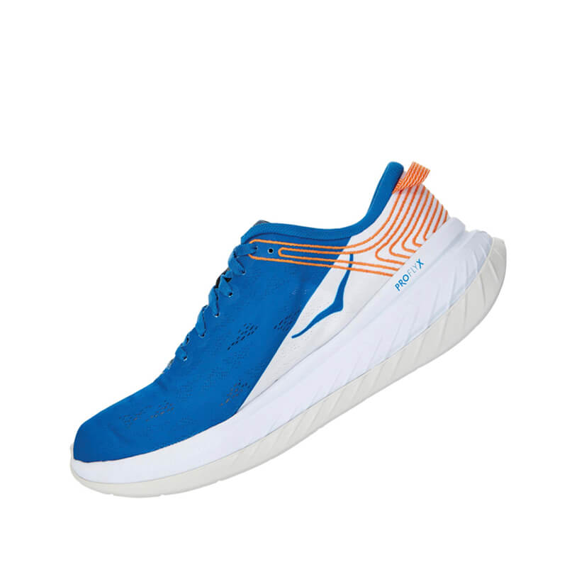 HOKA ONE ONE Zapatillas Carbon X - Imperial Blue