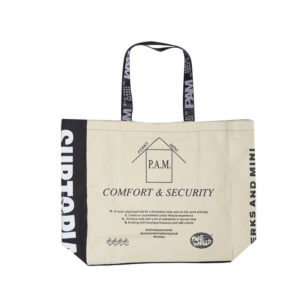 P.A.M. (PERKS AND MINI) A.C.A.B. V.2 Tote Bag - Black