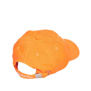 P.A.M. (Perks & Mini) Ecstacy Baseball Cap - Fluor Orange:
